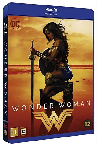 Bd Wonder Woman