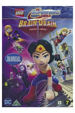 Dvd Super Hero Girls