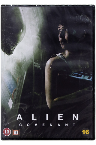 Dvd Alien Covenant