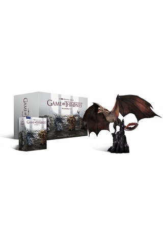 Bd Game Of Thrones 1-7