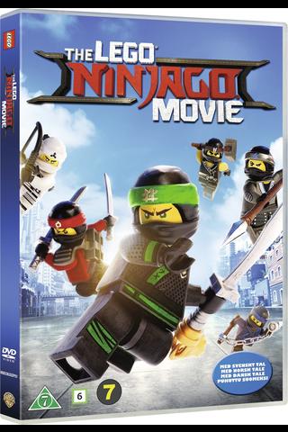 Dvd Lego Ninjago Movie