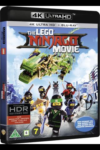 4K Lego Ninjago Movie