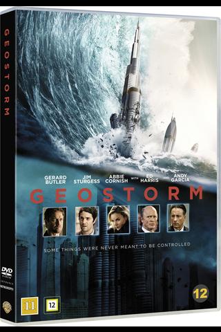 Dvd Geostorm