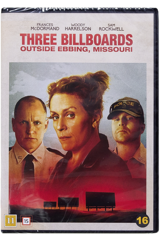 Dvd Three Billboards Out