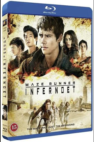 Bd Maze Runner 2