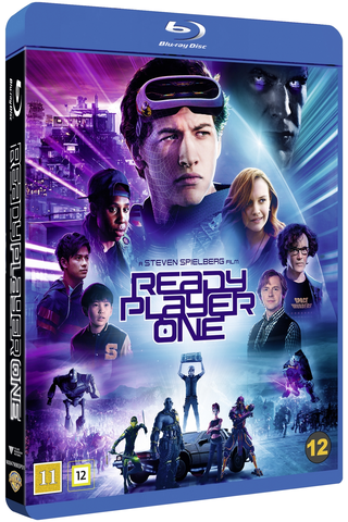 Bd Ready Player One