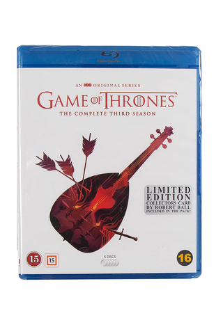 Bd Game Of Thrones 3