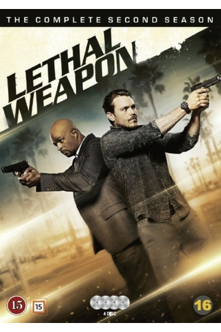 Dvd Lethal Weapon 2 Kaus