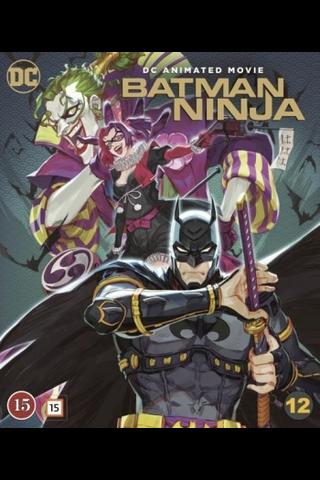 Bd Batman Ninja
