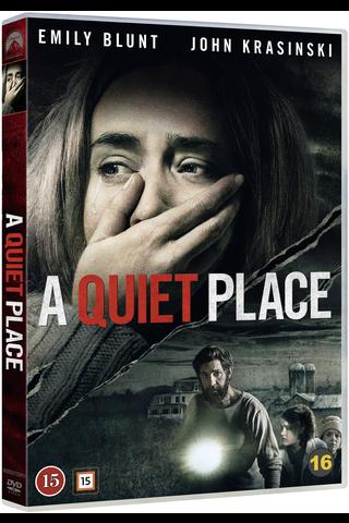 Dvd A Quiet Place