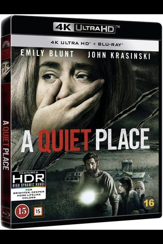 4K A Quiet Place