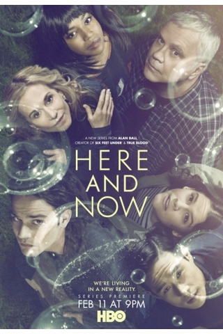 Dvd Here And Now 1 Kausi