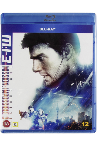 Bd Mission Impossible 3