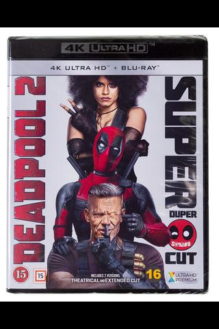 4K Deadpool 2