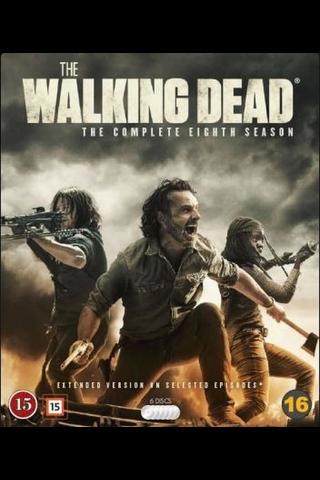 Bd Walking Dead 8 Kausi