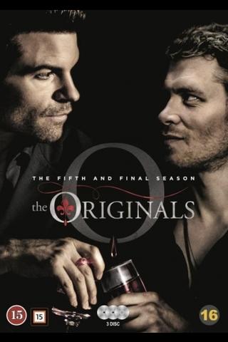 Dvd Originals 5 Kausi