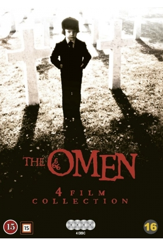Dvd Omen 1-4 Collection