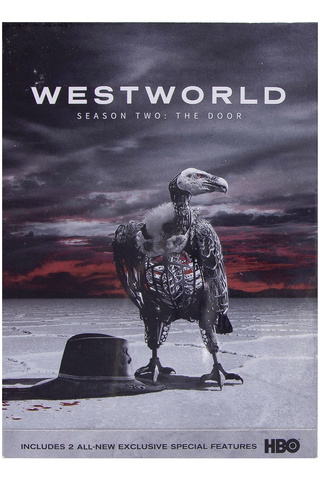 Dvd Westworld 2 Kausi