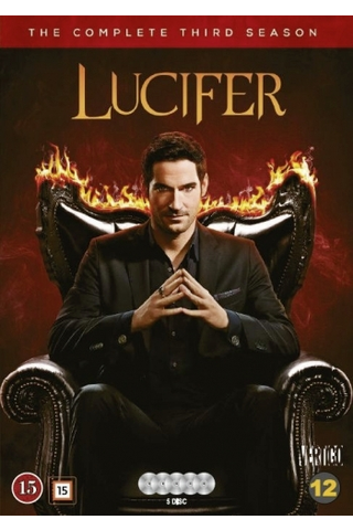 Dvd Lucifer 3 Kausi