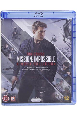 Bd Mission Impossible