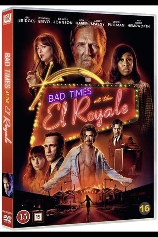 Dvd Bad Times At The El