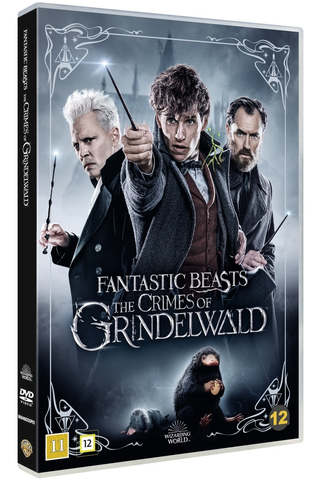 Dvd Fantastic Beasts