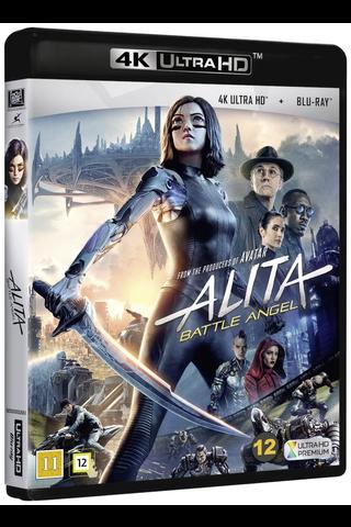4K Alita Battle Angel