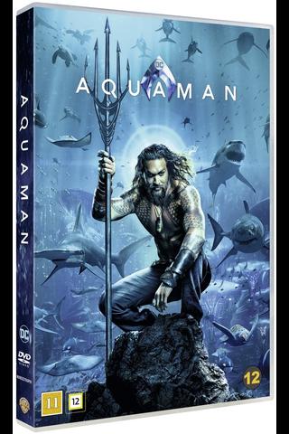 Dvd Aquaman