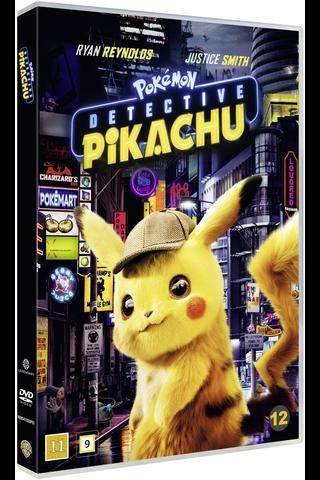 Dvd Pokemon Detective Pi