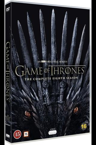 Dvd Game Of Thrones 8 Ka