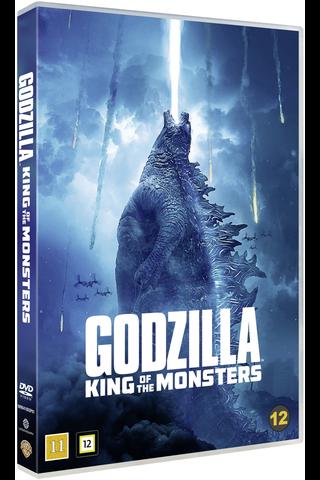 Dvd Godzilla King Of The