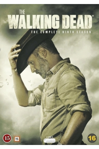 Bd Walking Dead 9 Kausi