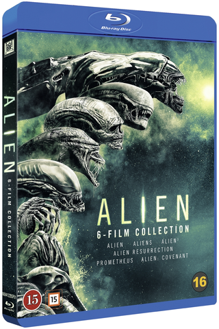 Bd Alien  Collection