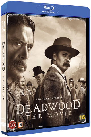 Bd Deadwood Movie