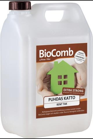 BioComb Puhdas Katto Extra Strong 4 l