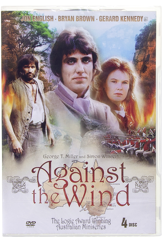 Dvd Against The Wind