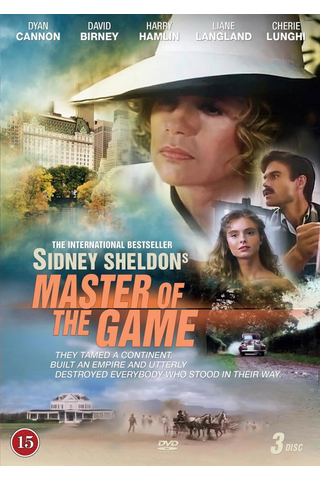 Dvd Master Of The Game