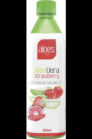 Aloe Vera Strawber. 0,5 L