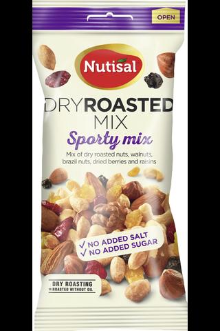 Nutisal Sporty Mix pähkinäsekoitus 60g
