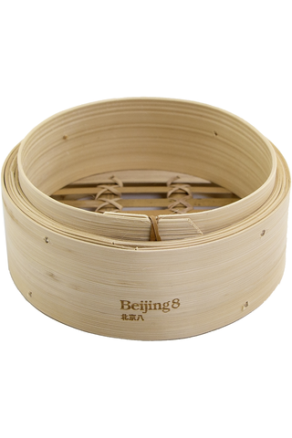 Beijing8 Bamboo steamer small