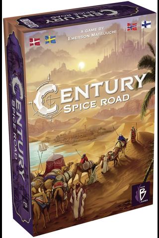 Century Spice Road lautapeli
