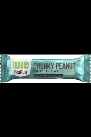 Njie ProPud proteiinipatukka 55g Chunky Peanut