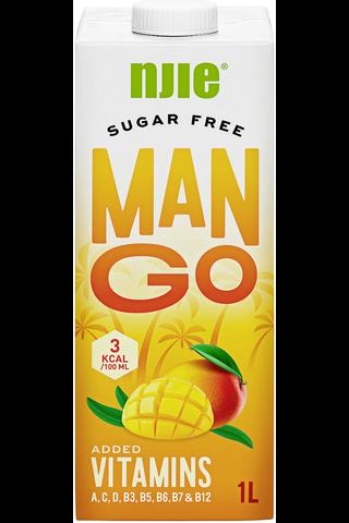 Njie 1l Mango hedelmämehujuoma