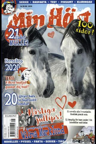 Min Häst aikakauslehti