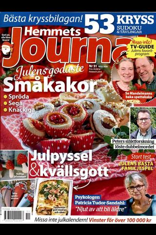 Hemmets Journal aikakauslehti