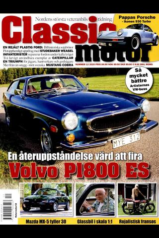 Classic Motor Magasin aikakauslehdet