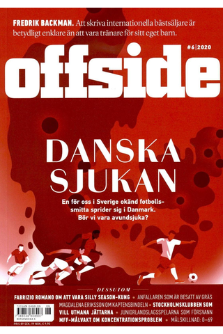 Offside aikakauslehti