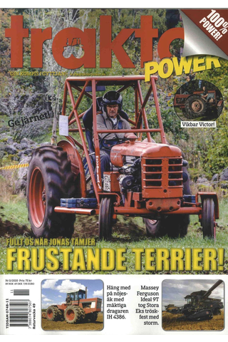 Traktor Power (Swe) aikakauslehti