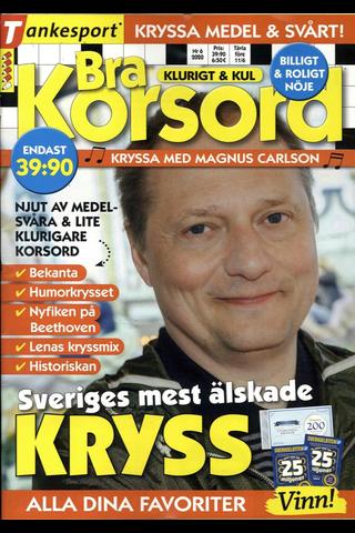 Bra Korsord aikakauslehti