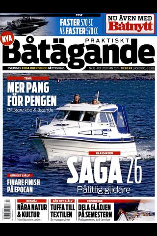Praktiskt Båtägande aikakauslehti